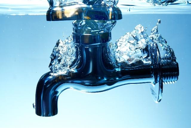 台所水漏れ